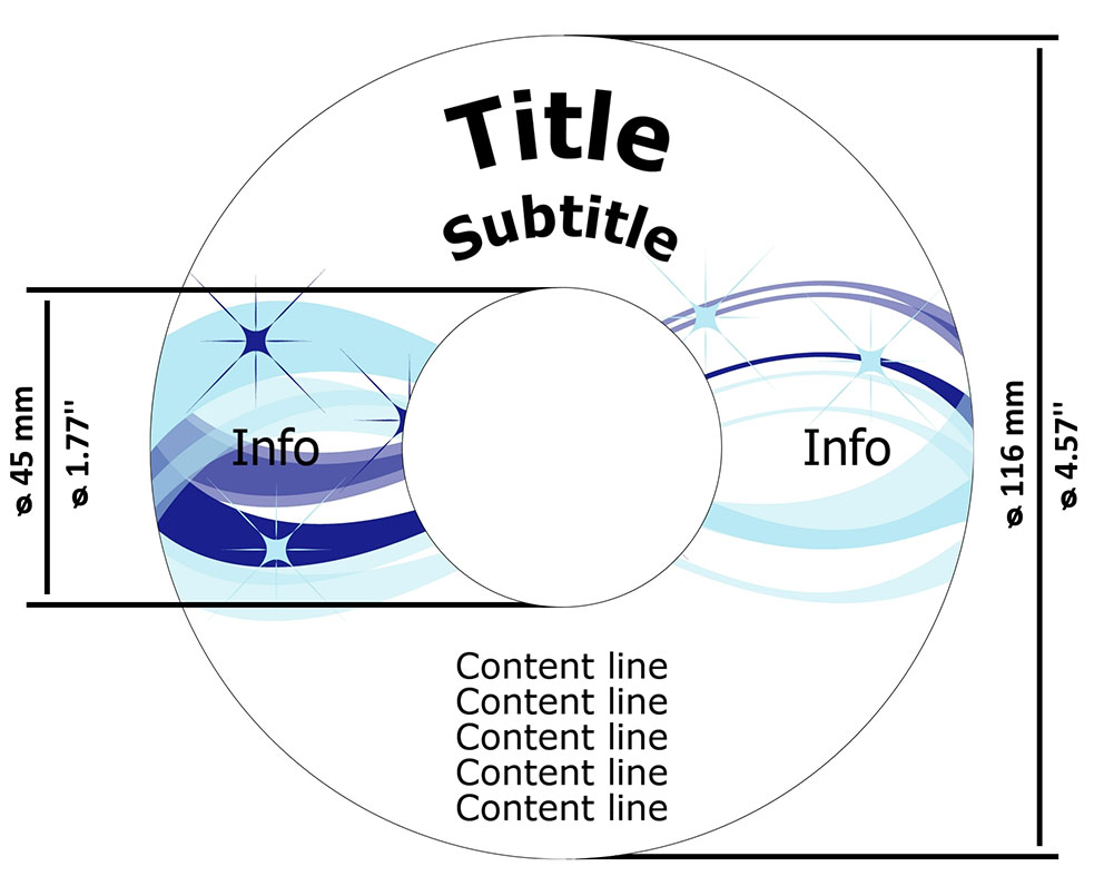Free Cd Label Template from www.ronyasoft.com