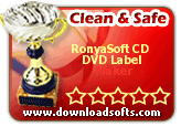 Clean & Save award by DownloadSofts