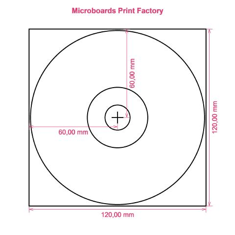 Microboards Print Factory printer CD DVD tray layout
