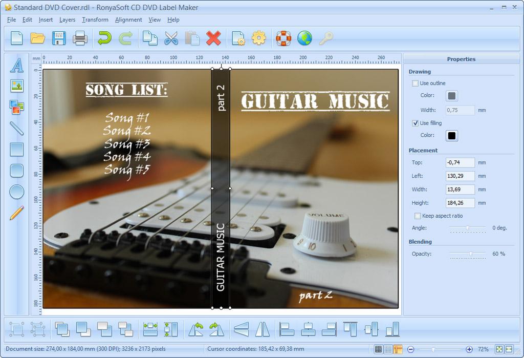 cd label designer 2.1