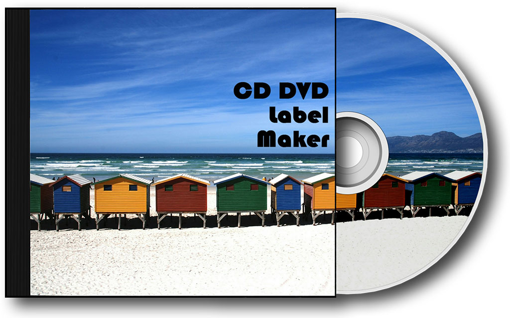 how to make cd cover design