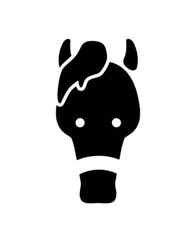 Horse 1 image
