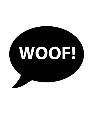 Woof image