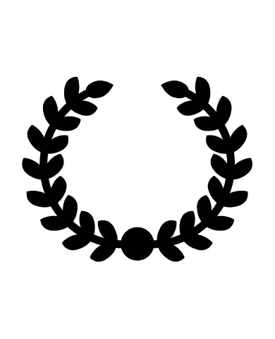 Laurel Wreath 1 image