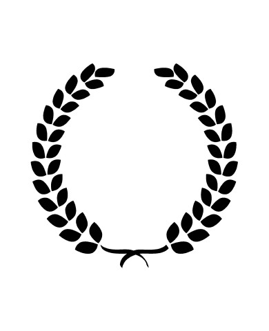 Laurel Wreath 6 image