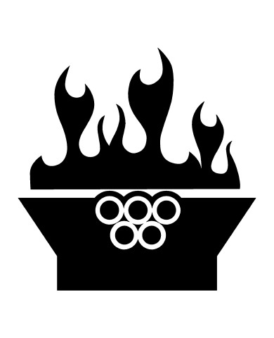 Olympic Flame image