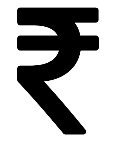 Indian Rupee image