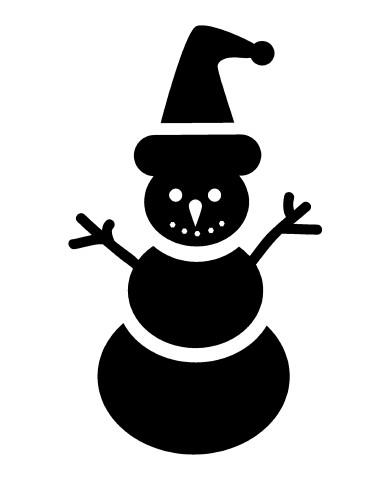 Snowman 2 image