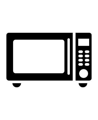 Microwave image