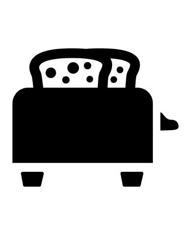 Toaster image