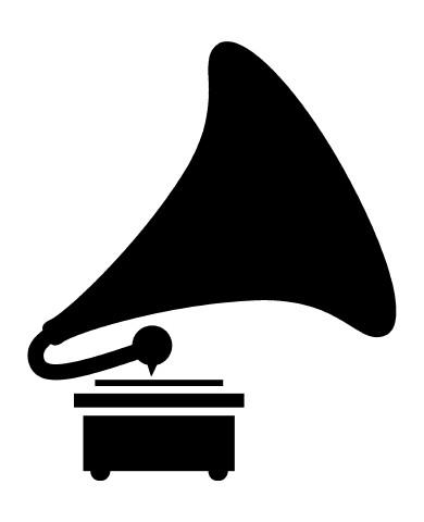 Gramophone image