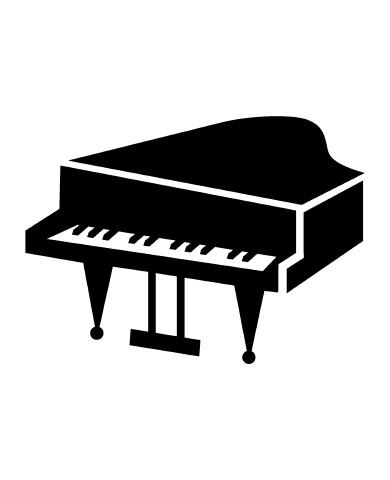 Piano 1 image