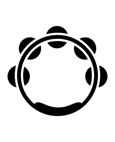 Tambourine 1 image