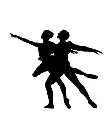 Ballet Dancers 1 image