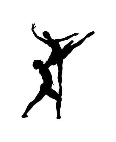 Ballet Dancers 2 image