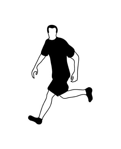 Running 5 image