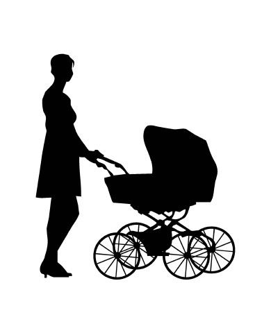Woman with Child 1 image