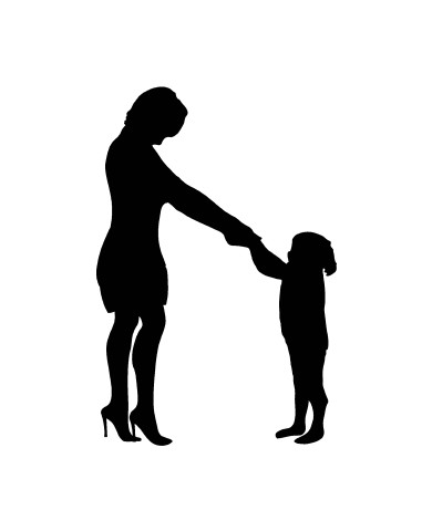 Woman with Child 8 image