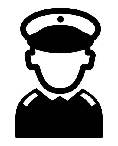 Policeman 1 image