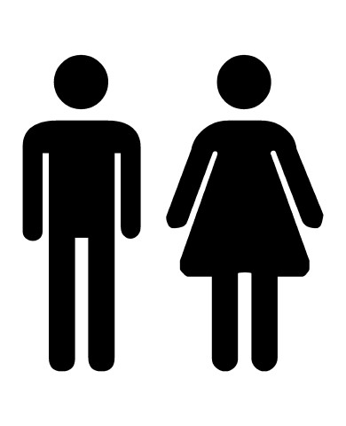 Man and Woman image