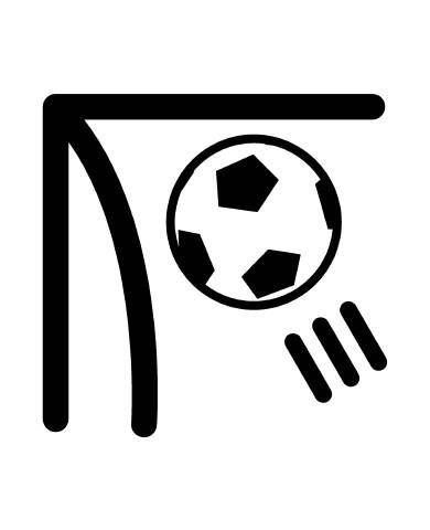 Football Goal 2 image
