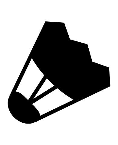 Shuttlecock image