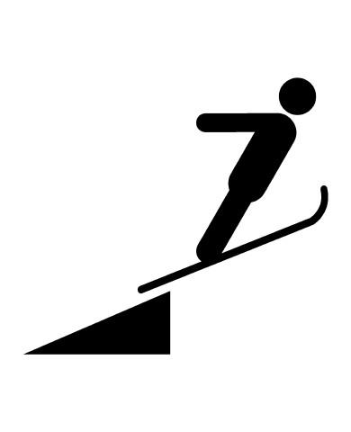 Skiing 1 image