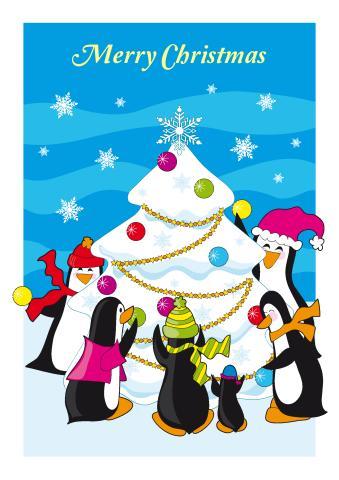 Christmas 2 poster template