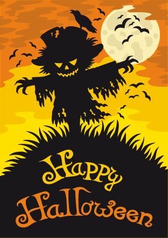Halloween 2 poster template, How to create a Halloween 2 poster...