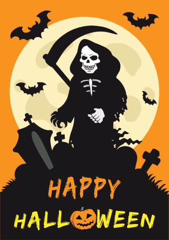 Halloween  Poster Template How To Create A Halloween  Poster