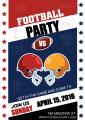 Football Party design