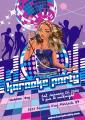 Karaoke Party 1 design