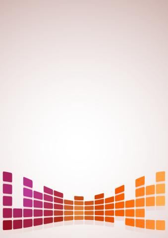 Mosaic 1 poster background template