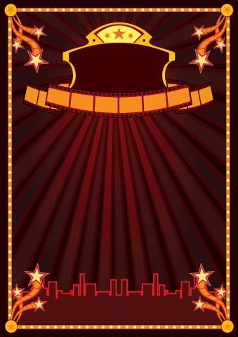 premierre poster background template how to design a premierre