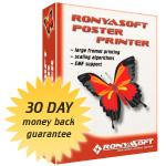 Программное обеспечение для печати плакатов